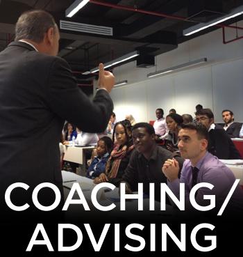 Coaching Advising promo