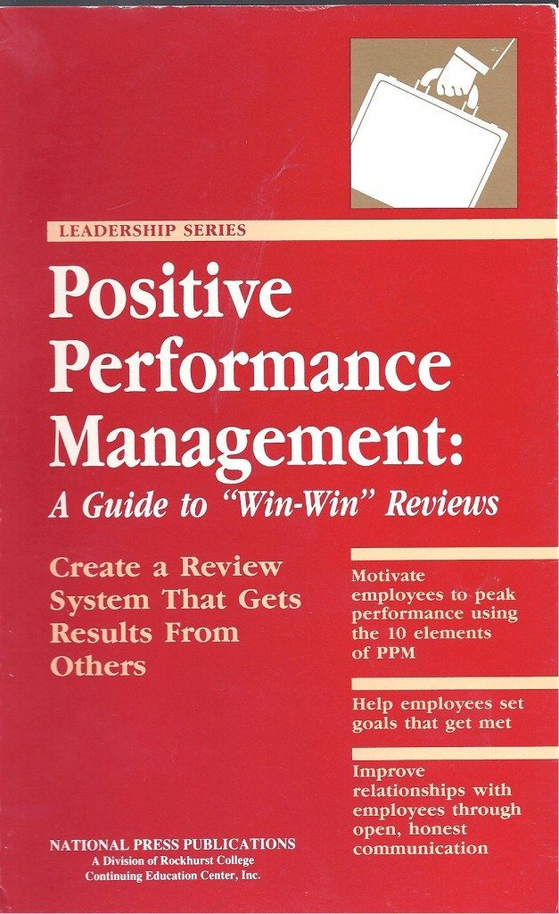Positive Performance Management - John Mattone