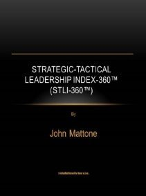 Strategic Tactical Leadership Index 360