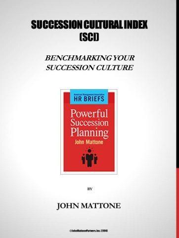 Succession Cultural Index (SCI)