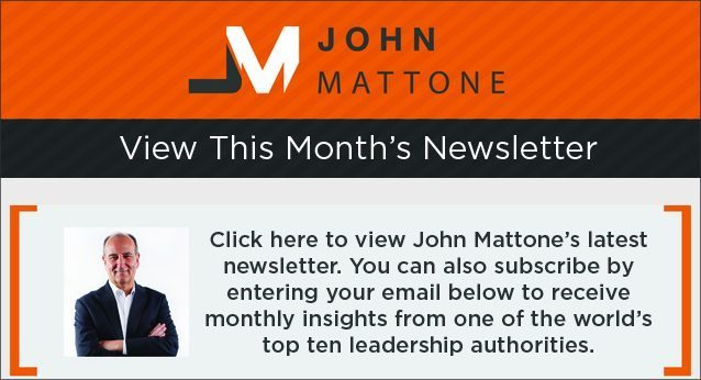 View John Mattones Monthly Newsletter