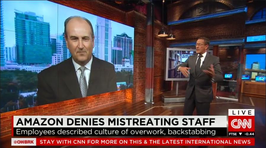 John Mattone interview CNN