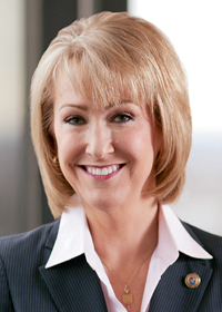 Kathy Mazzarella, Chairman, President, and CEO of Graybar