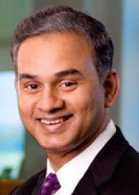 """NV """"Tiger"""" Tyagarajan, CEO of Genpact"""
