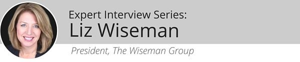 Leadership Expert Liz Wiseman