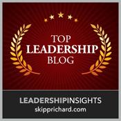 top leadership blog