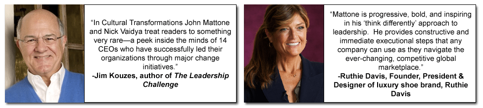 John Mattone - Endorsement 3