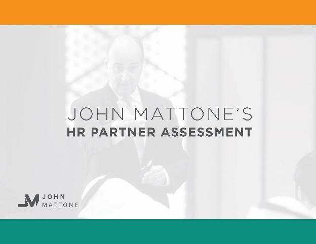 HR Partner Assessment