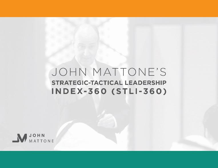 strategic tactical leadership