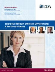 Leadership & Management Author - EDA Report Cover