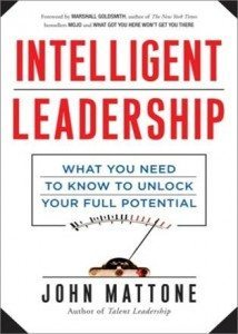 Intelligent Leadership Book