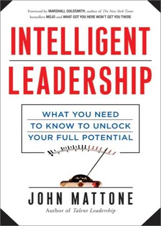Intelligent Leadership Book Cover: CEO Coach & Advisor