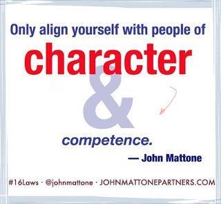 John Mattone Word Art 16 Laws 1
