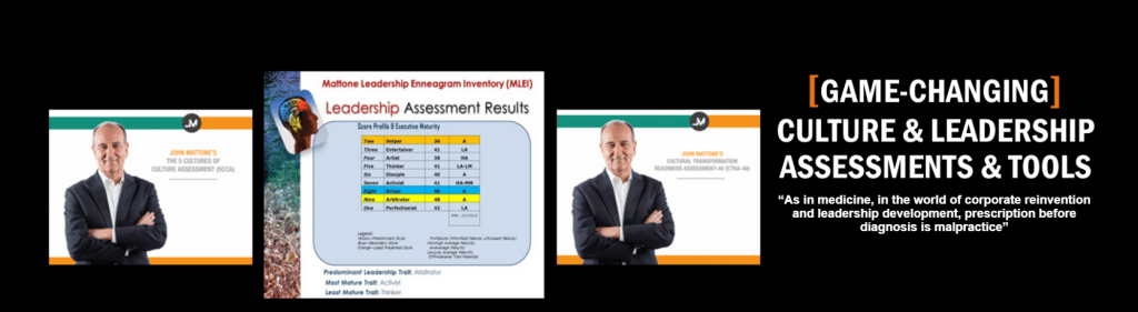 Leadership Skills Assessment - Key to Success   John Mattone